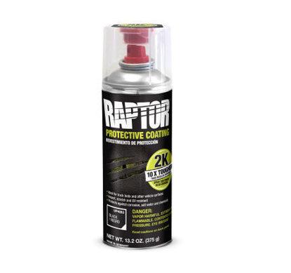 Raptor w sprayu 2K Aerosol 400 ml Czarny