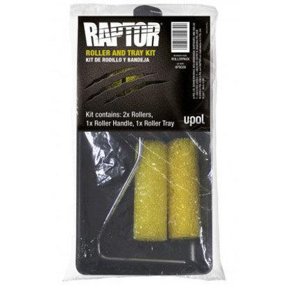 Raptor zestaw wałków do nakładania Roller and Tray Kit