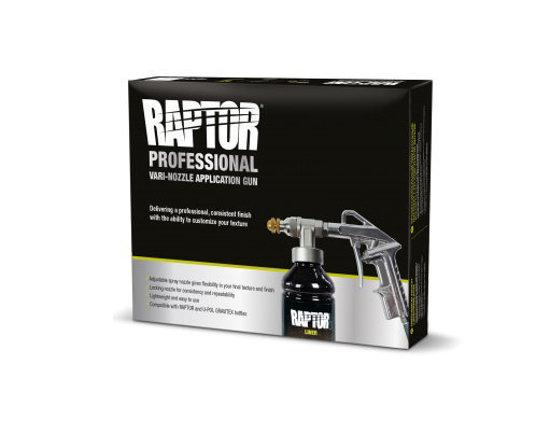 Raptor profesjonalny pistolet z regulacją
