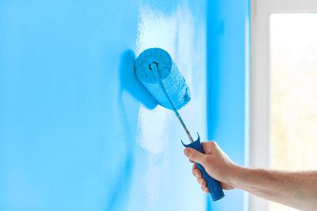 Najważniejsze cechy farb poliuretanowych